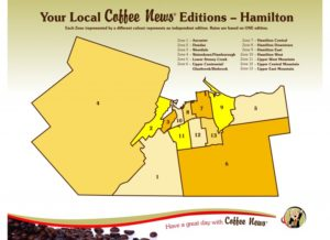 Distribution Hamilton Coffee News